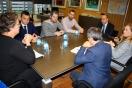 Soler se reúne con la secretaria Autonómica de Modelo Económico de la  Generalitat Valenciana y el alcalde de Requena