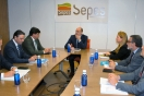 Sepes promocionará Parque Huelva Empresarial en Barcelona Meeting Point
