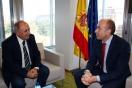 Soler se reúne con el secretario general de la FEMP