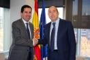 Soler se reúne con el alcalde de Alcoy