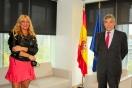 Lucrecio Fernández se reúne con Beatriz Sestayo