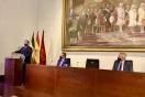 Ábalos anuncia la licitación de las obras de urbanización del Cuartel del Regimiento de Artillería para el cuarto trimestre de 2021