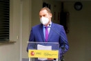 Ábalos reafirma el compromiso de Mitma de seguir impulsando la vivienda social en Melilla