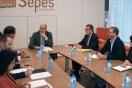 Soler se reúne con el consejero de Territorio de Baleares