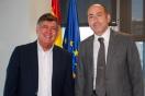 Soler se reúne con el alcalde de Béjar