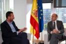 Soler se compromete al desarrollo de dos actuaciones urbanísticas en Elche