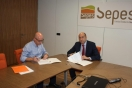 Firma Obras Urbanización Torrehierro 2ª Fase