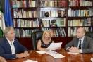 El director general de Sepes se reúne con la alcaldesa de Jerez