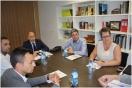 El Director General de SEPES se reúne con el Alcalde de Requena y la Generalitat Valenciana