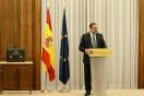 Ábalos presenta el nuevo Ministerio de Transportes, Movilidad y Agenda Urbana