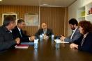 Soler se reúne con el conseller de Economía Sostenible de la Generalitat Valenciana