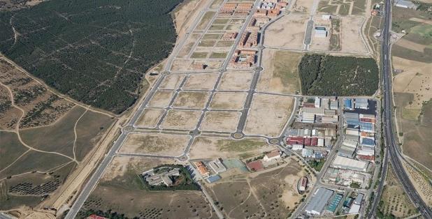 Foto Bº San Isidro S1.2 Industrial 2018