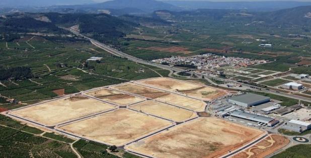 Foto aérea El Pla II