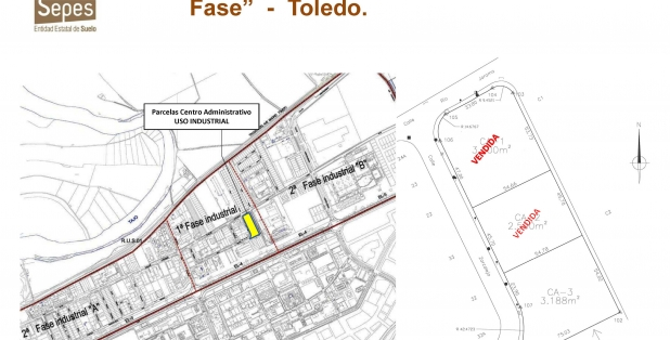 Parcelario Toledo 1F