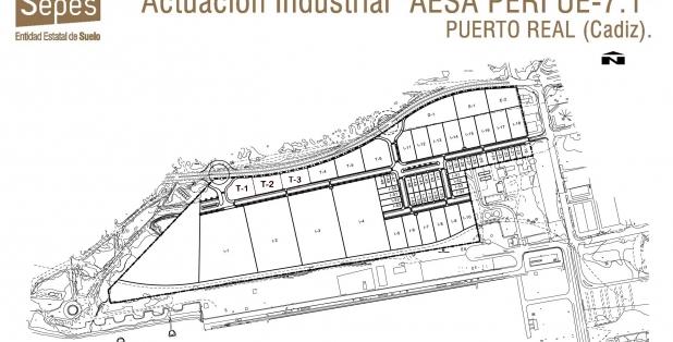 Parcelario AESA UE-7.1