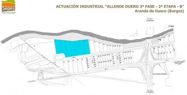Parcelario Allende Duero 3F2EB_2018