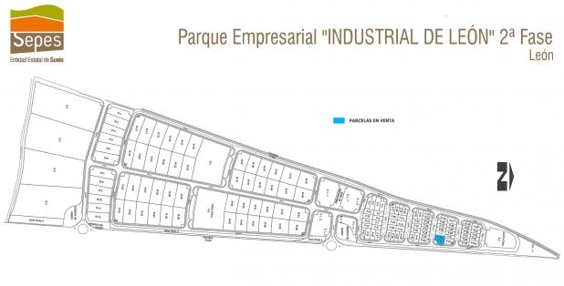 Parcelario León 2F 2018