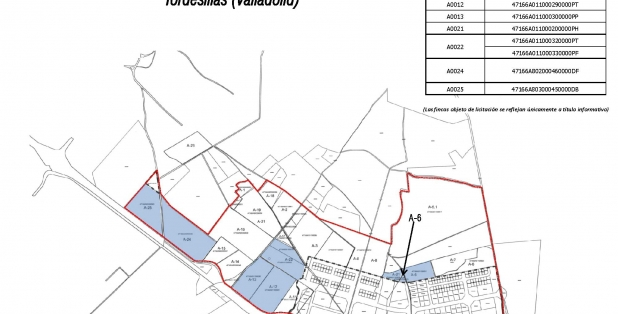 Plano 01 suelos no desarrollados Tordesillas_may 2016