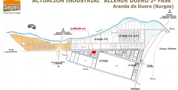 Plano Allende Duero 2F_2018