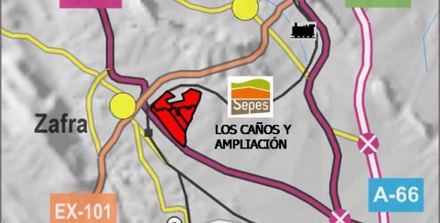 Situación 01 Los Caños Ampliación