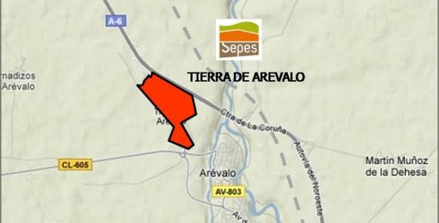 Situación 01 Tierra de Arévalo 2018