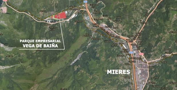 Situación 01 Vega de Baiña