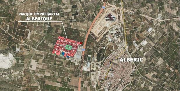 Situación Alberique