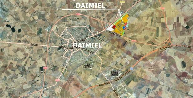 Situación Daimiel