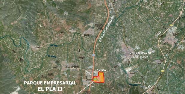 Situación el Pla II