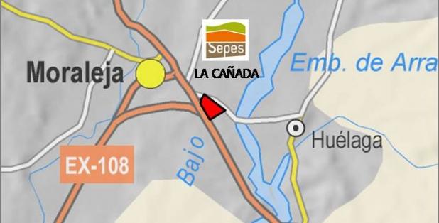 Situación La Cañada