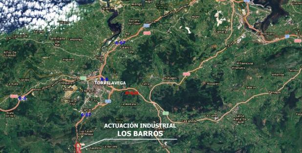 Situación Los Barros