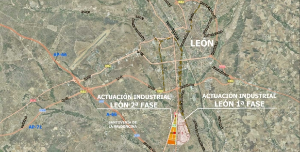 Situación León 1F