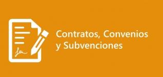 Contratos Convenios Subvenciones
