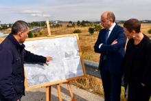 Sepes desarrollará el parque empresarial Oretania en Ciudad Real