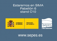 SEPES estará presente en el próximo SIMA 2015 que se celebrará en Madrid del 7 al 10 de mayo